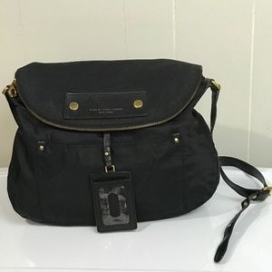 Marc Jacobs Preppy Natasha Nylon Shoulder Bag